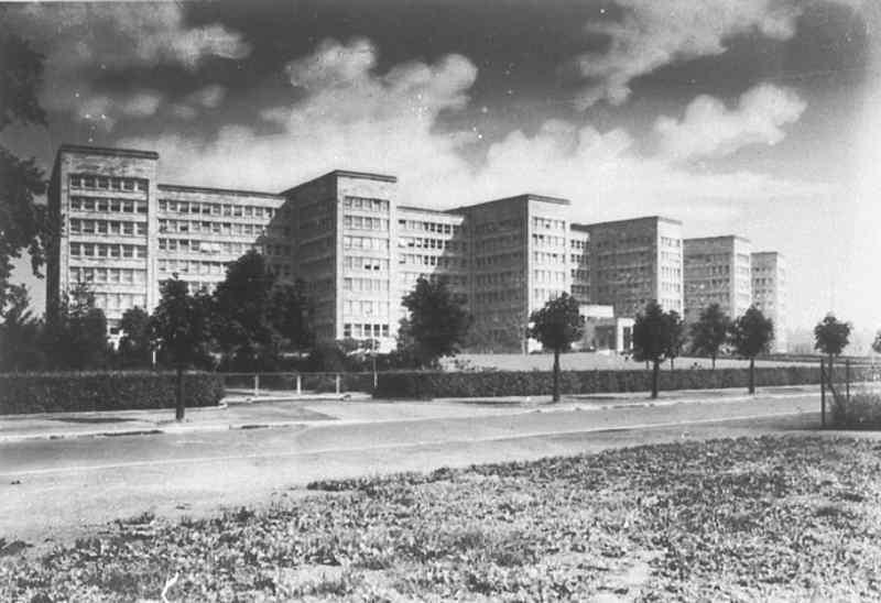 IG Farben Oficinas Frankfurt