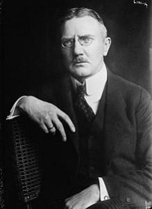 Reichsbank president Schacht