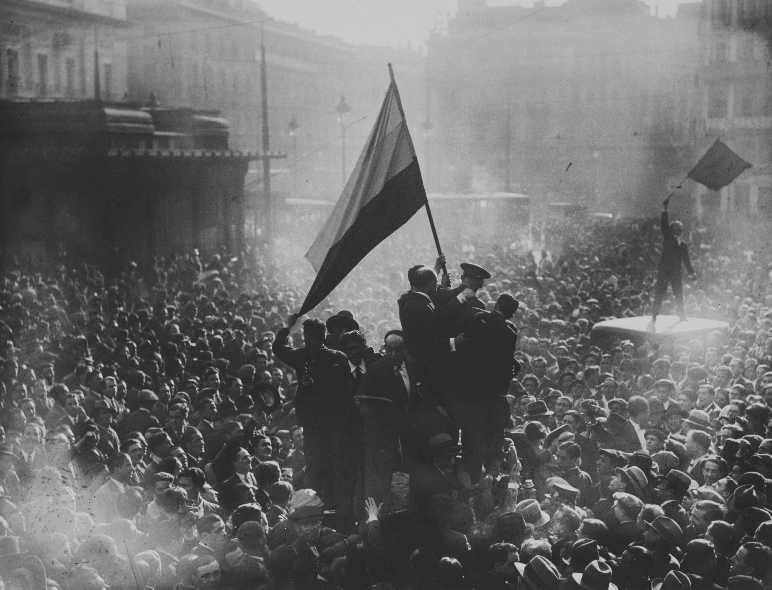 Proclamación II República