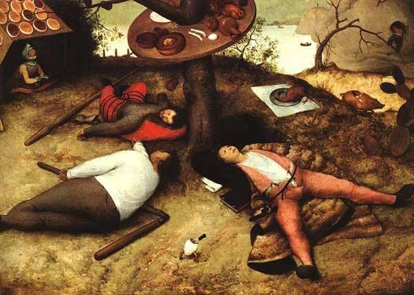 Das-Schlaraffenland-Brueghel
