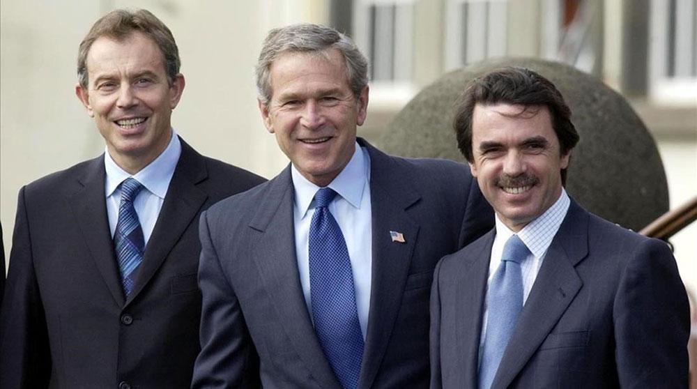 Judt se mostró muy crítico con la política exterior llevada a cabo por la administración Bush, especialmente tras la invasión de Iraq.   Foto: El Periódico de Cataluña