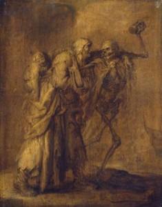 """La danza de la muerte""  Venne Adriaen Pietersz"