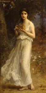 Pandora 1902   Charles Amable Lenoir