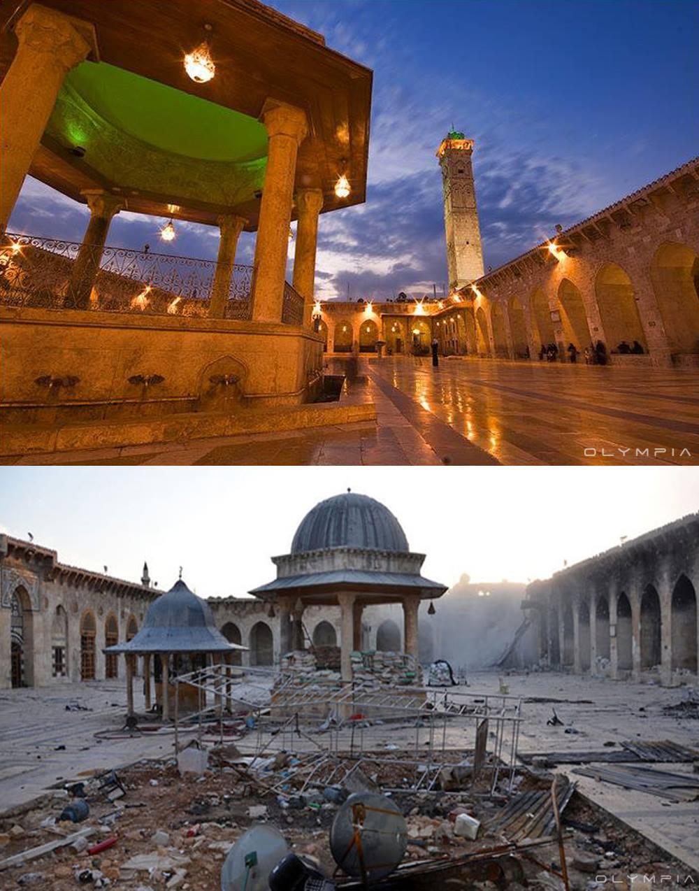4 Mezquita Omeya wwwmpc-journalorg