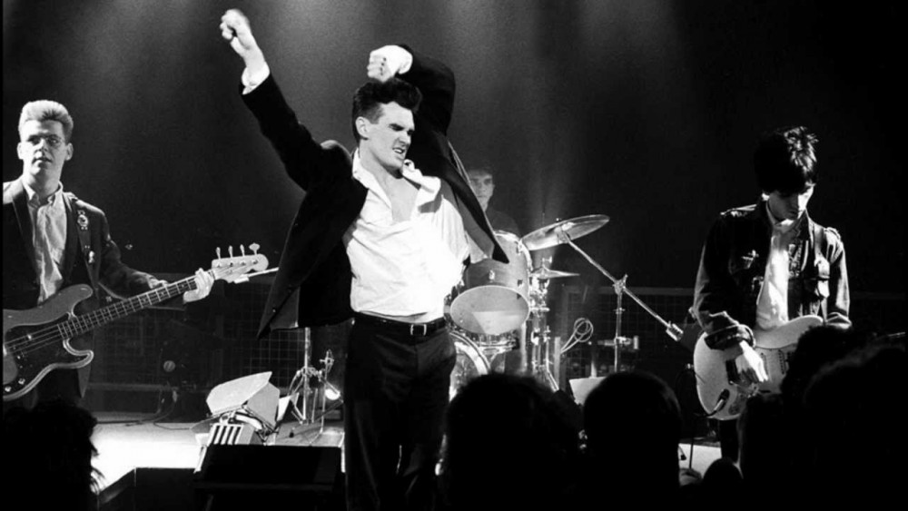 The-Smiths-Live-1986