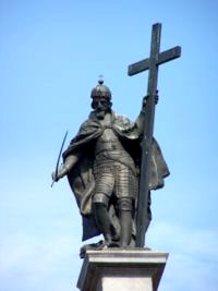 Estatua del rey Segismundo III
